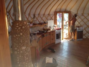 yurt yurts nomadic glamping tents canvas homeland Ger alternative housing